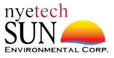 Nyetech is now Sun Environmental Corp.